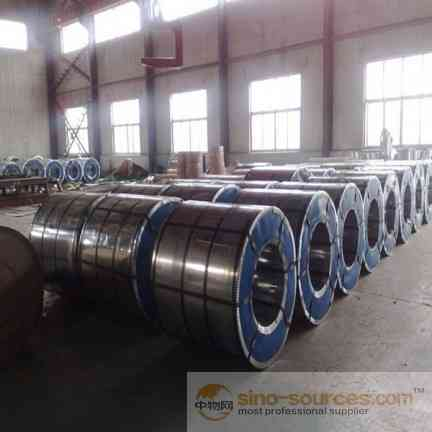 prepainted galvanized color coated PPGI steel