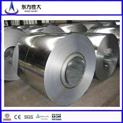 hot dip prepainted galvanized steel coil manufacturer in China