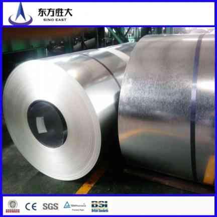 good price z15 galvanized steel coil in China