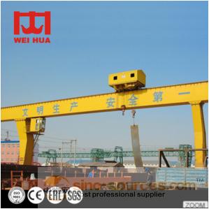 Best Quality Wireless Remote Control Gantry Crane in China