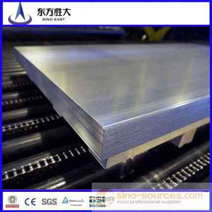 Galvanized Sheet Thin Hot-dip Galvanized Steel Coil for Roofing1