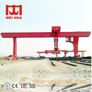 Heavy Duty Workshop Used gantry crane bridge factory price