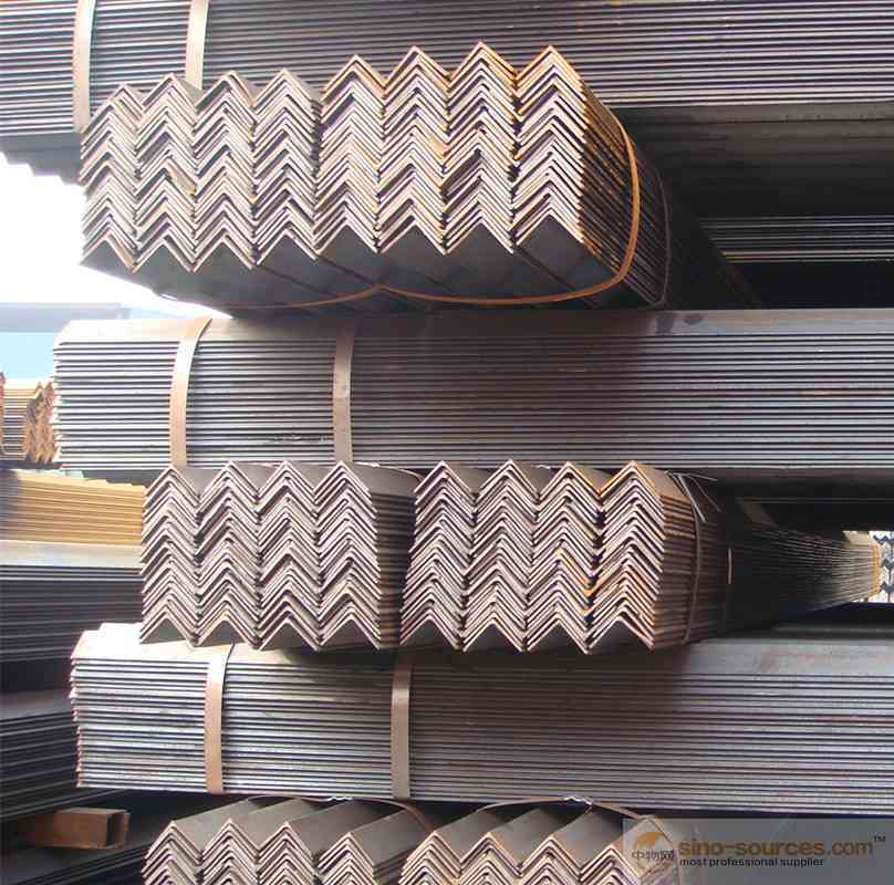 hot rolled astm a36 q235 ss400 mild steel angle bar1