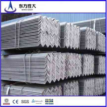 good price s355 mild carbon angle steel bar