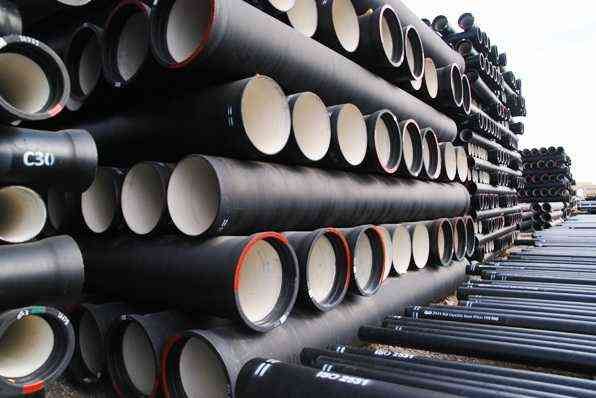 Ductile Iron Pipe high DN80 - DN800