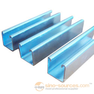 Hot Rolled c Steel Channel Manufacturer for Construction