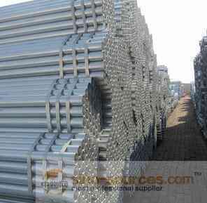 Galvanized Tube Manufacturer