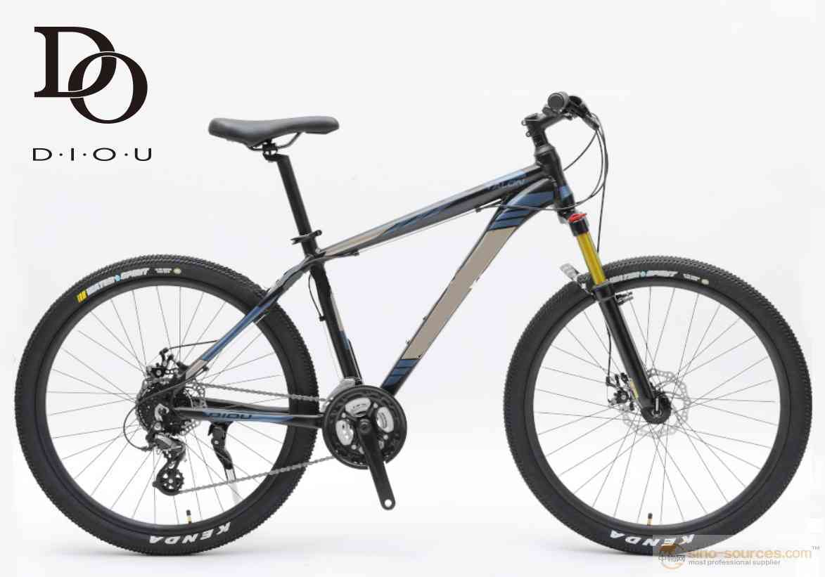 Good quality 26 inch Alloy MTB bike 24 Speed mountain bike