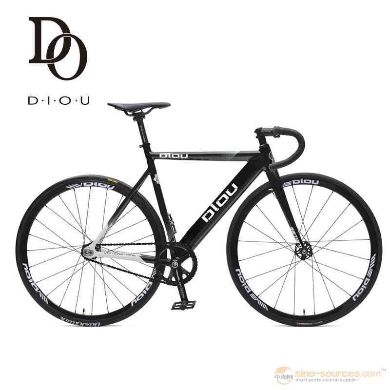 700C Alloy hot design carbon fiber fork fixed gear bike