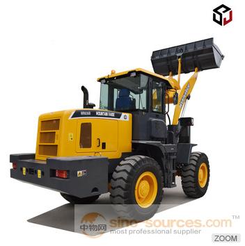 Mountain Raise 636 wheel loader 3tons log loader