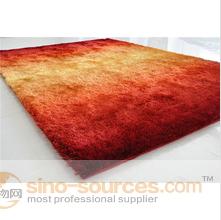 handmade shaggy new design fashion carpets