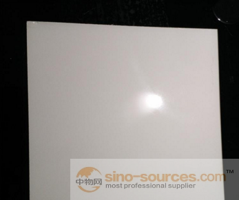 Stock 600*600mm super white micro crystail polished porcelain floor tile