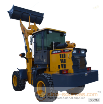 China Manufacturer CE Approved New Mini Loader