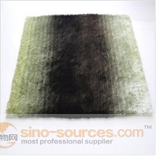 China customized hot sale popular floor shaggy carpet