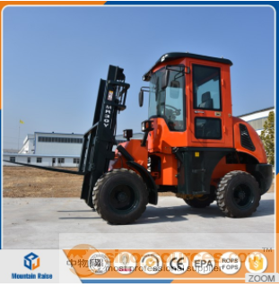Chinese Manufacturer NEW 2.0Ton MR20 Rough Terrain Forklift