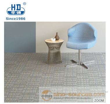 Cheap hot sale luxury 60X60 Vinyl Carpet Tiles