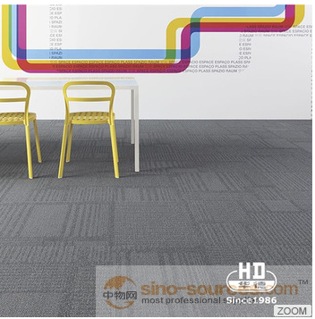China Supplier Artist Hot Sale Plush Carpet Tiles