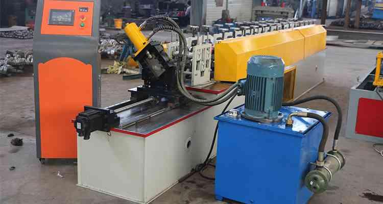 light steel keel roll forming machine metal stud and track roll forming machine