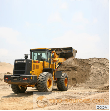 Constuction machinery wheel loaders made in china
