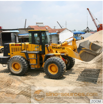 Chinese supply front loader construction equipment