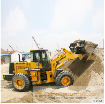 SL50W Top quality front loader construction equipment