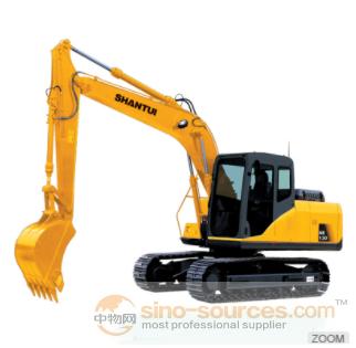 SE130 13ton excavator machine construction