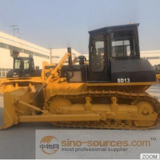 best price heavy machinery Shantui SD13 crawler bulldozer types for sale