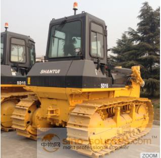SD16 new bulldozer capacity with 160HP