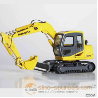 Shantui SE70 excavator for sale