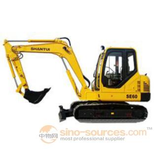 SE60 Best performance crawler excavator price