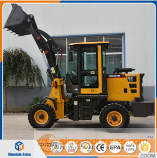 Chinese Wheel loader ZL912 1ton~1.2ton front end mini loader for sale