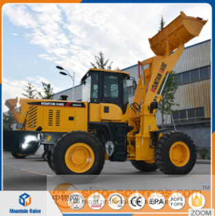 Brand Mountain Raise New 936 Weel Loader / 3ton wheel loader / zl30 front end loader