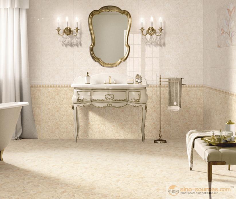200x300mm Wall Tiles Bathroom Digital Ceramic Wall Tiles Photo