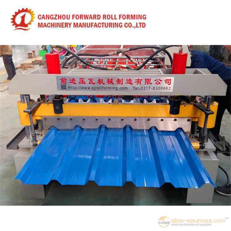 Cold Forming Machine Metal Machine Sheet Rolling Metal Machinery