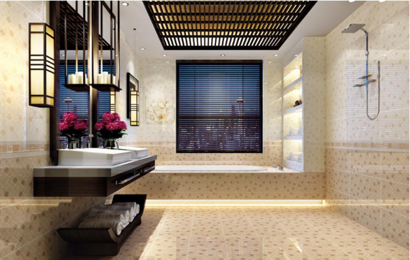300x600mm 900mm High Glossy Wall Tiles