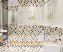 300x900 Inkject Digital Ceramic Bathroom And Kitchen Wall Tiles