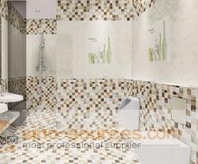 300x900 Inkject Digital Ceramic Bathroom And Kitchen Wall Tiles