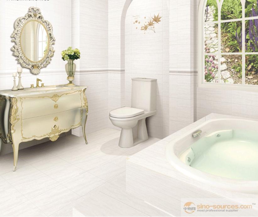 120X600MM Small Kitchen Design Polished Porcelain Toliet Tiles