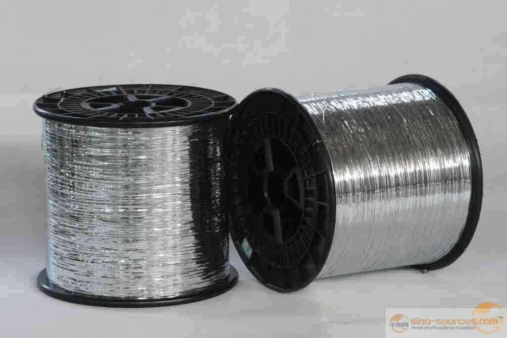 Galvanized Flat  wire