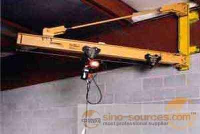 Electric Wall Bracket Jib Crane Cantilever Type