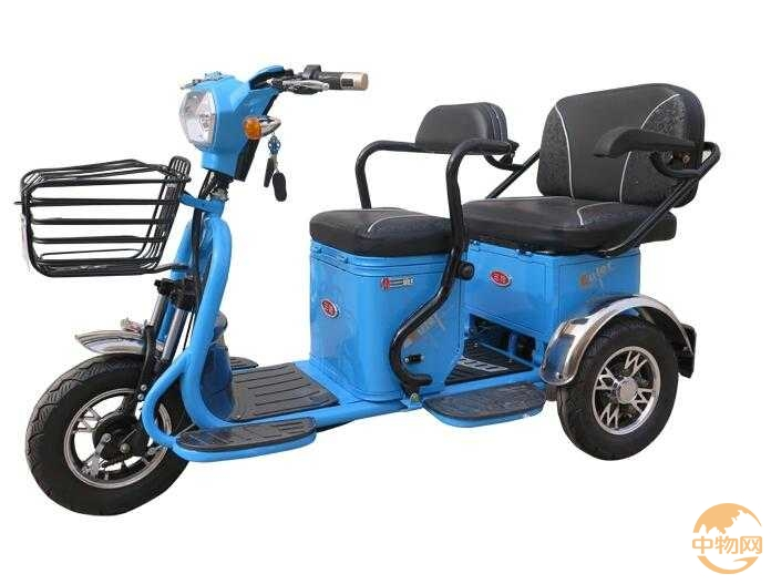 High Power Electric 3 Wheel Adult Electric Tricycle