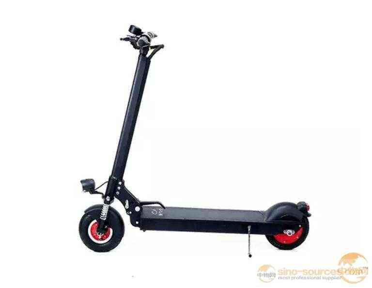 250W Foldable 36V Hub Motor Electric Scooter