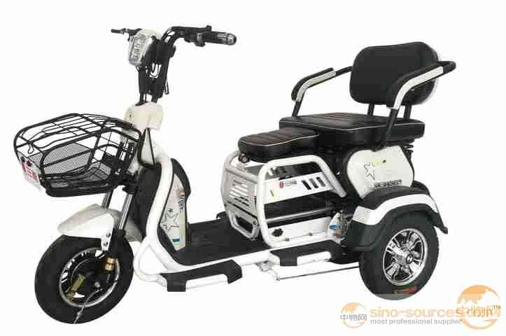 3 Wheel Electric Motorized Tricycle
