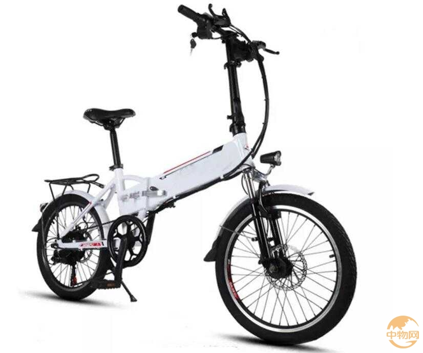 36v Folding E Mountain Bike