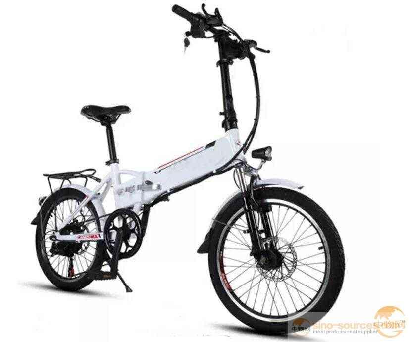 36v Folding E Mountain Bike