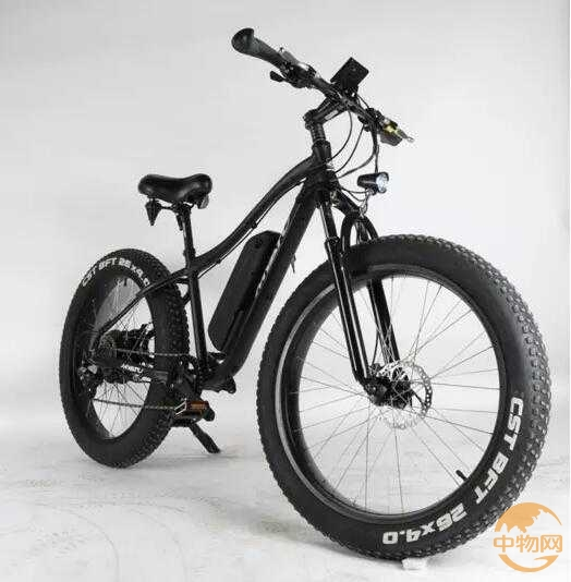 Mountain Ebike with 500W 48V