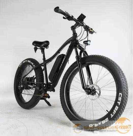 Mountain Ebike with 500W 48V