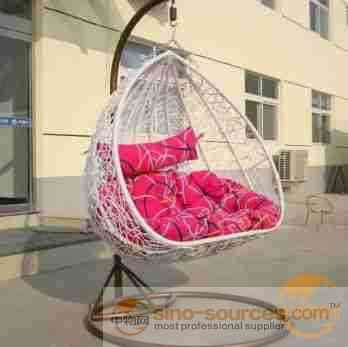 China Suppliers Oem Customized Patio Garden Swing Chairs