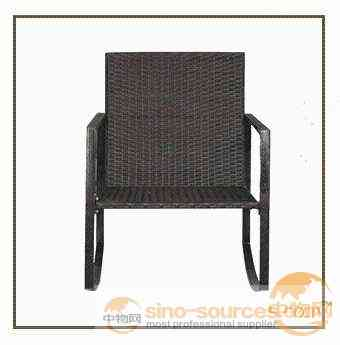 Leisure Garden Outdoor Metal Rocking Chairs For Sale