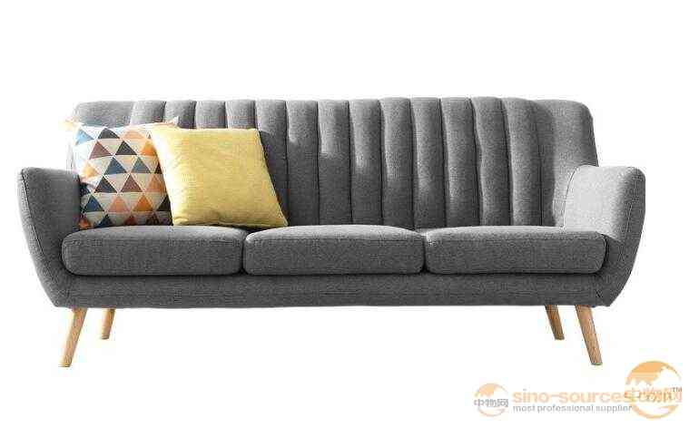Living Room Home furniture Linen Sofa Set